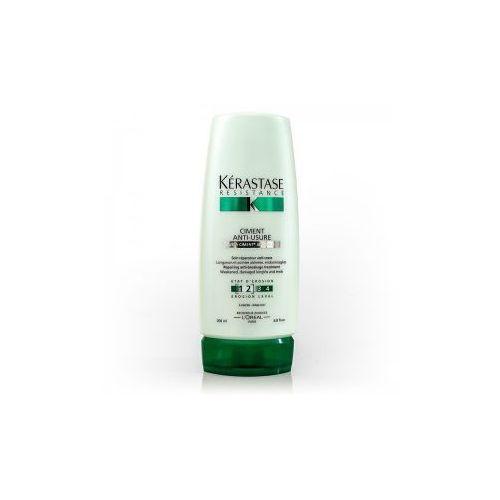 Kerastase Resistance Ciment Anti - Usure - Cement odbudowujący włosy zniszczone, 200ml - produkt z kategorii- odżywki do włosów