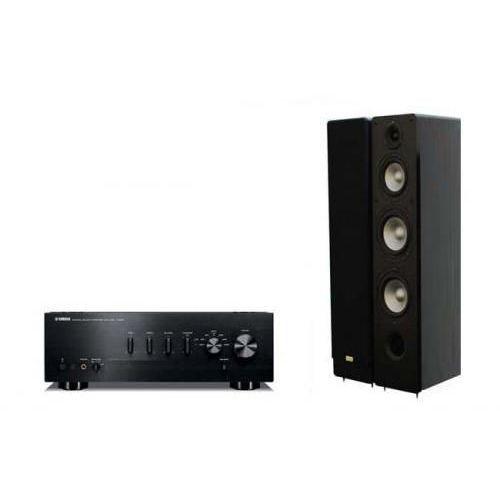 Artykuł YAMAHA A-S300 + TAGA HARMONY TAV-406 v2 z kategorii zestawy hi-fi