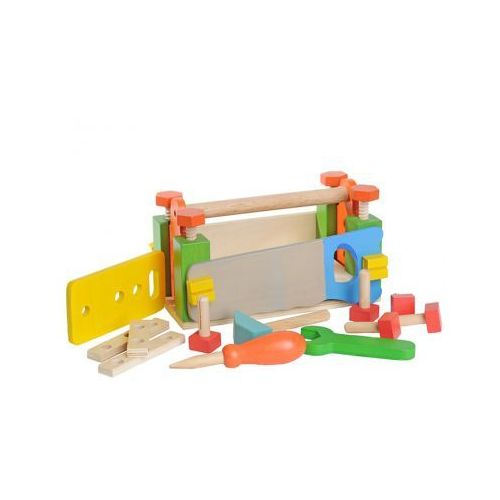 Towar z kategorii: skrzynki i walizki narzędziowe - EVEREARTH Skrzynka na narzędzia z akcesoriami