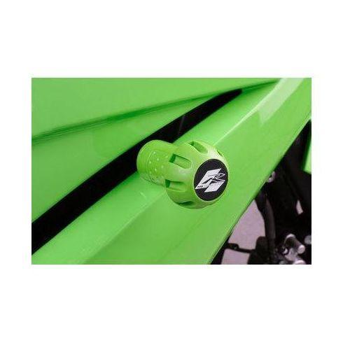 Puig y Kawasaki Ninja 250R; 2008-2012 (zielone)   TRANSPORT KURIEREM GRATIS z kat. crash pady motocyklowe
