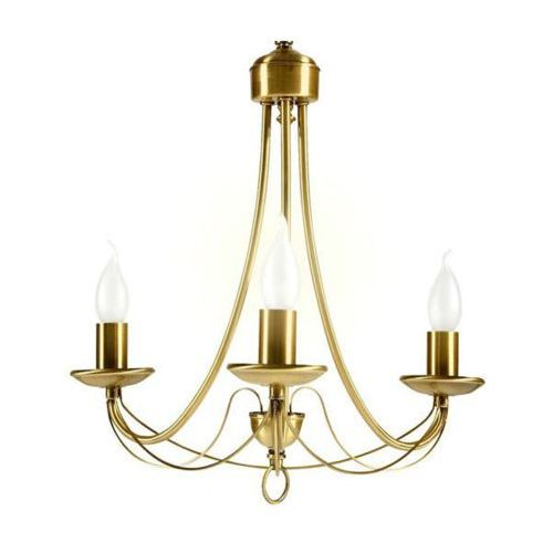 Żyrandol LAMPA wisząca OPRAWA świecznik DO salonu MUZA Candellux 33-69163 patyna - sprawdź w MLAMP.pl - Rozświetlamy Wnętrza