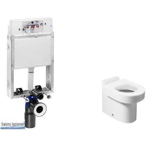 Produkt z kategorii- pozostałe artykuły hydrauliczne - Zestaw podtynkowy PRO+Miska WC stojąca dla dzieci Ha