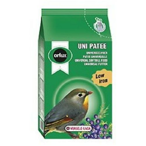 ORLUX Softbill Uni Patee pokarm dla miękkojadów 1kg, Versele-Laga