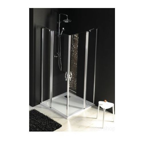 ONE drzwi prysznicowe do wnęki lewe/prawe 80cm GO4880 (drzwi prysznicowe)