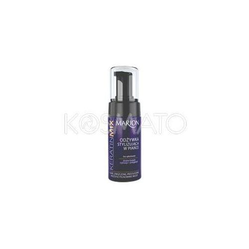 Produkt z kategorii- pozostałe kosmetyki do włosów - Marion Keratin Mix Odżywka, 100 ml