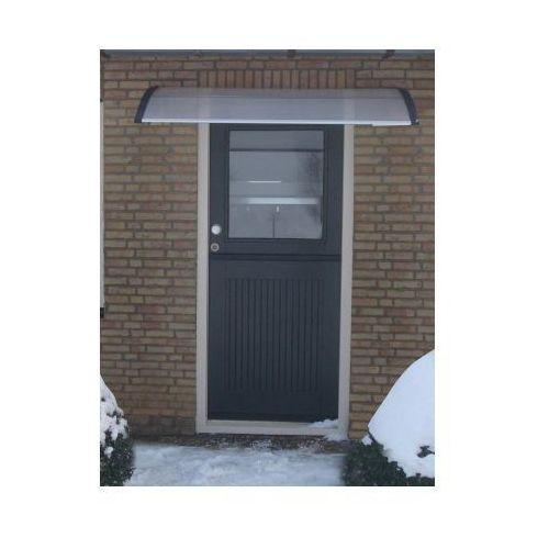 Daszek nad drzwi, zadaszenie 120 x 100 cm, produkt marki vidaXL