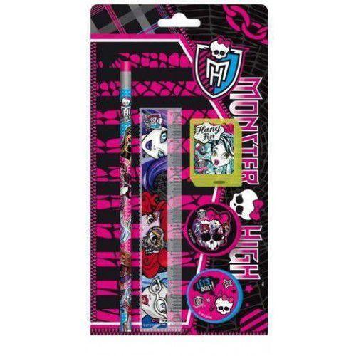 Zestaw szkolny Monster High - Dostawa zamówienia do jednej ze 170 księgarni Matras za DARMO - oferta [0542652d75a5340e]