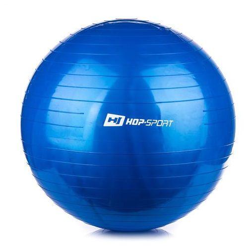 Piłka gimnastyczna 55cm  - niebieski, produkt marki Hop-Sport