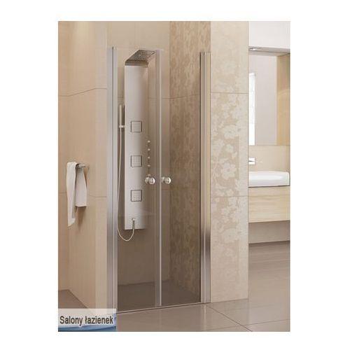 Oferta Drzwi wnękowe 135 Soleo New Trendy (D-0078A/D-0078A) (drzwi prysznicowe)