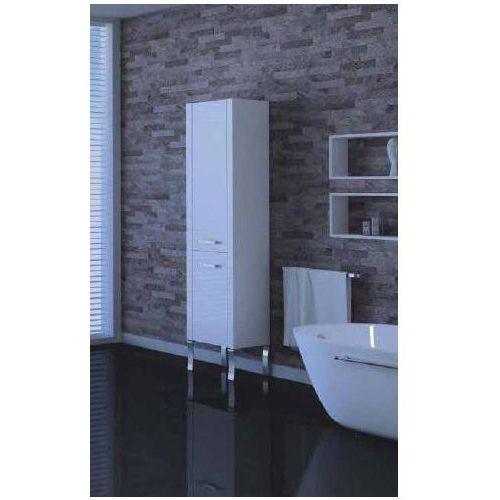 Produkt z kategorii- regały łazienkowe - ELITA Tokyo słupek 399x328x1580, white 164248