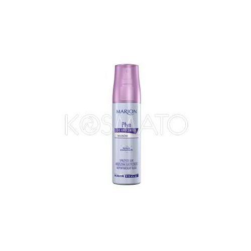 Produkt z kategorii- pozostałe kosmetyki do włosów - Marion Hair Line Włosy Kręcone Płyn, 150 ml