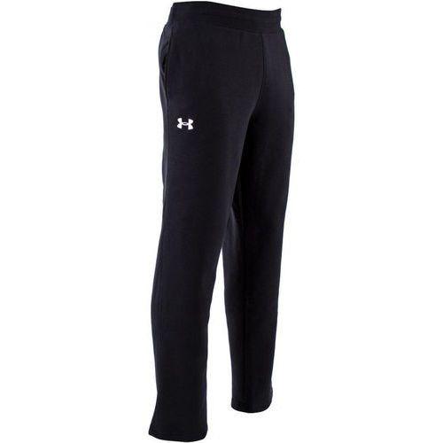 Under Armour MEN'S STORM COTTON UNCUFFED PANT Czarne - produkt z kategorii- spodnie męskie