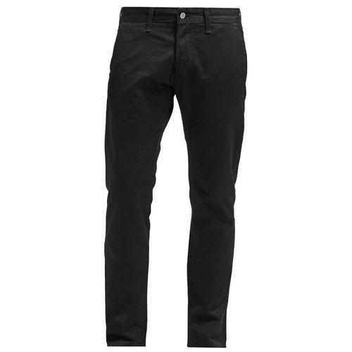 Edwin Chinosy black - produkt z kategorii- spodnie męskie