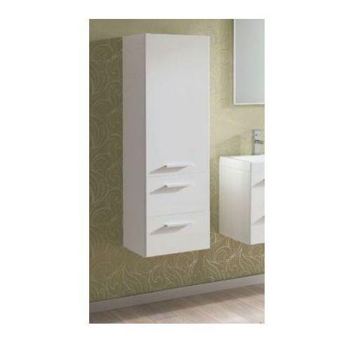 Produkt z kategorii- regały łazienkowe - ELITA KWADRO słupek 399x354x1250, white 162328