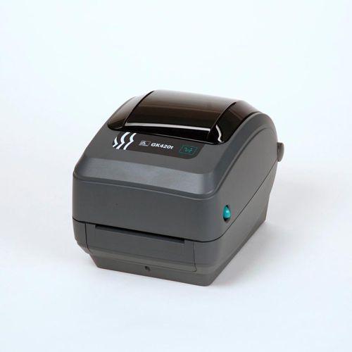 Zebra GK420T, termiczna drukarka