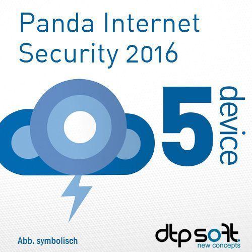 Panda Internet Security 2016 Multi Device PL ESD 5 Urządzeń - oferta (0591682df5050535)