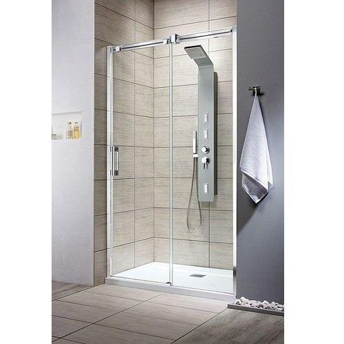 Espera DWJ Radaway drzwi wnękowe 119-121x200 prawa przejrzysta - 380112-01R (drzwi prysznicowe)