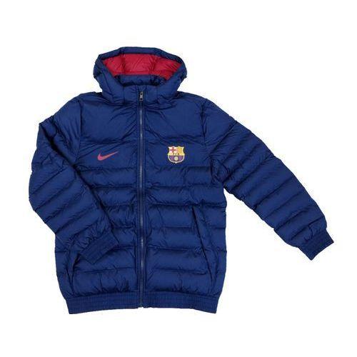 KBARC27j: FC Barcelona - kurtka junior , Nike z ISS-sport.pl - sklep kibica