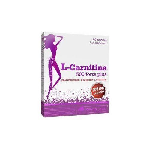 l-carnitine 500 forte wyprodukowany przez Olimp