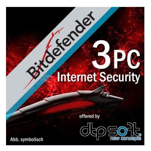 BitDefender Internet Security 2016 ENG 3 PC - oferta (756f407507752620)