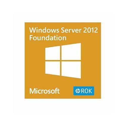 Produkt Ms Win Server 2012 R2 Foundation Srv Rok Pl, En, Rus, Cz (for One Cpu