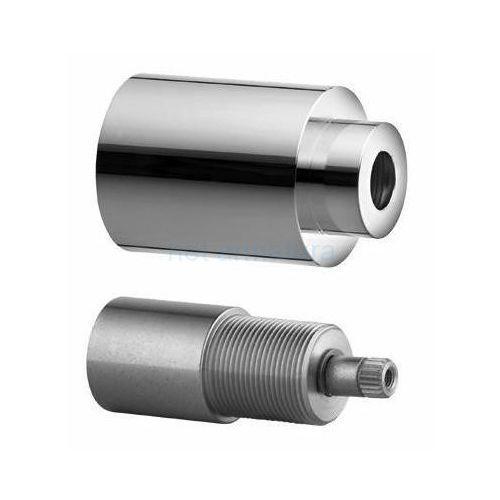 Produkt z kategorii- pozostałe artykuły hydrauliczne - Kludi NEW WAVES przedłużka chrom 7689705-00