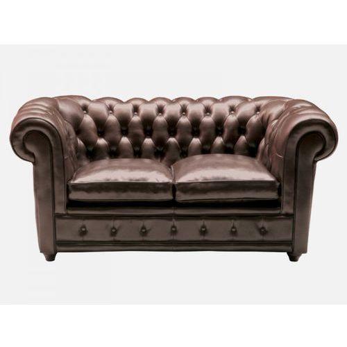 Sofa Oxford II skóra naturalna  71673, Kare Design