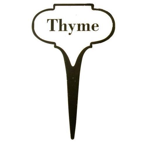 Tabliczka do doniczki, TYMIANEK 7150-99/5 od North&South Home