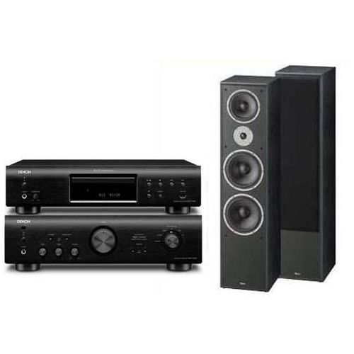 Artykuł DENON PMA-720 + DCD-720 + MAGNAT SUPREME 1000 z kategorii zestawy hi-fi