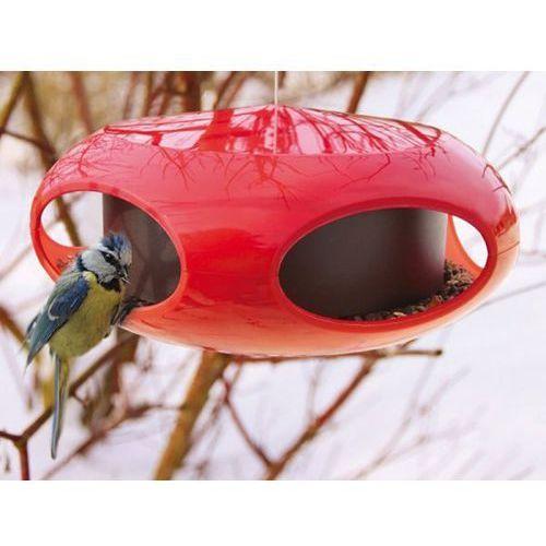 Karmnik dla Ptaków Pi:P malinowy  k2018106, produkt marki Koziol