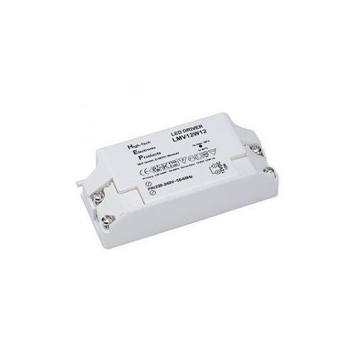 Oferta Zasilacz do LED 12W, do pasków 12 V z kat.: oświetlenie