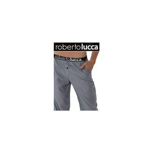 ROBERTO LUCCA Spodnie domowe RL140W0051 NAVY - produkt z kategorii- spodnie męskie