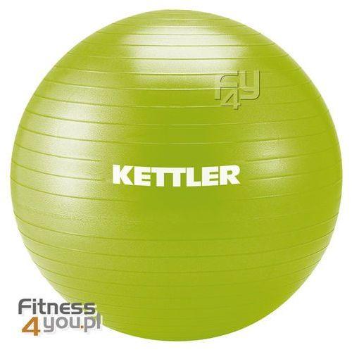 PIŁKA GIMNASTYCZNA 65 cm KETTLER 07350-124-biała, produkt marki Kettler
