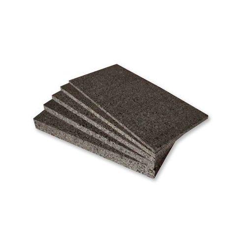 Płyta ISOCOR 1000x500x20MM korek czarny (izolacja i ocieplenie)