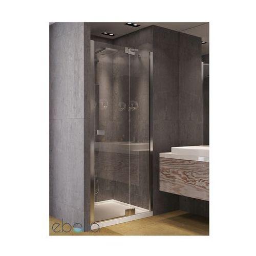 Oferta Drzwi prysznicowe wahadłowe 100 Kamea New Trendy (EXK-1131) (drzwi prysznicowe)