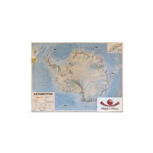 Antarktyda. Mapa ścienna ogólnogeograficzna, produkt marki Nowa Era