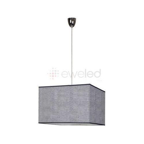 Artykuł HAVRE lampa wisząca 1 x 100W E27 SZARY z kategorii lampy wiszące