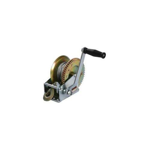 Wyciągarka korbowa ręczna DWK 1600 z liną stalową Dragon Winch, kup u jednego z partnerów