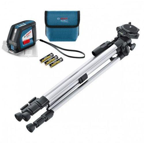 Laser krzyżowy GLL 2-50 + statyw BS 150 + box / SZYBKA WYSYŁKA / BEZPŁATNY ODBIÓR: WROCŁAW, kup u jednego z partnerów