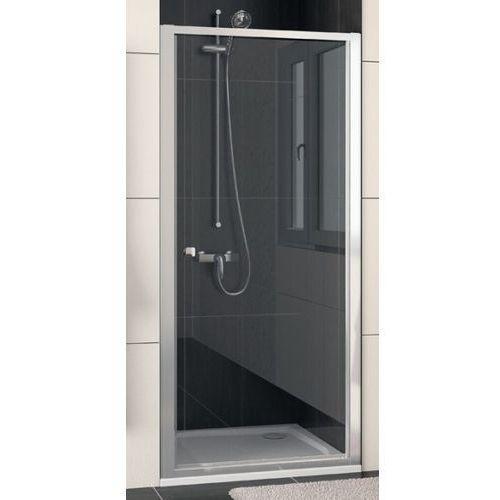 SANSWISS ECO-LINE Drzwi jednoczęściowe 80 ECOP08005007 (drzwi prysznicowe)