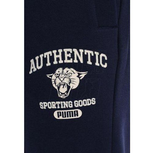 Spodnie PUMA Fun Athletic Graphic Sewat Pants M 82999511 - produkt z kategorii- spodnie męskie