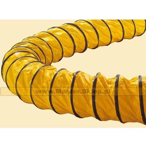 Mcs central europe Przewód giętki, długość 3m, ø 305 mm, wąż żółty [bv77e] * zobacz prezentację 3d !