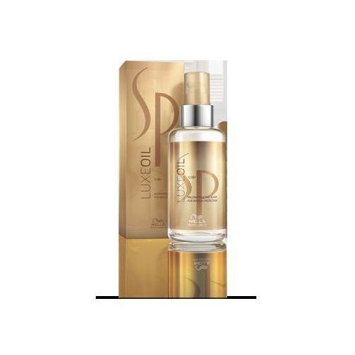 SP Luxe Oil - eliksir odbudowujący 100ml - produkt z kategorii- odżywki do włosów