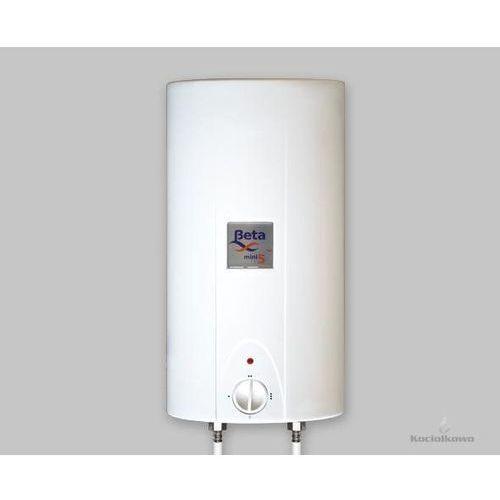 elektryczny podgrzewacz wody beta mini bezciśnieniowy nadumywalkowy 5 litrów [014-00-610], marki Elektromet