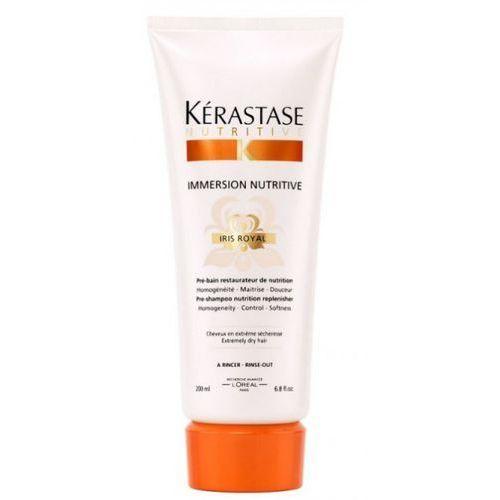 Produkt z kategorii- pozostałe kosmetyki do włosów - Kerastase Immersion Nutritive - 200 ml