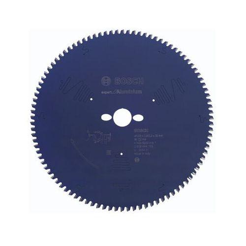Tarcza pilarska Expert for Aluminium 305x30x2.8/2x96 T Bosch ze sklepu NEXTERIO