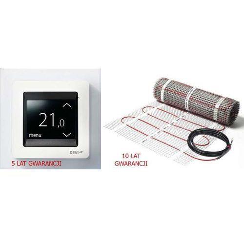 Devi Mata grzejna dtif-150 1800w 12m2 termostat reg touch