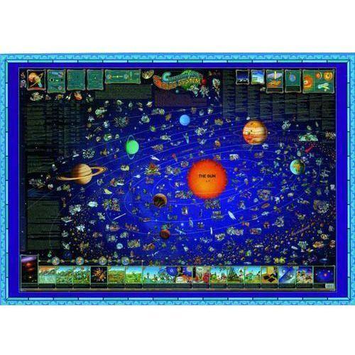 Układ Słoneczny w obrazkach. Mapa dla dzieci wyd. , produkt marki ExpressMap