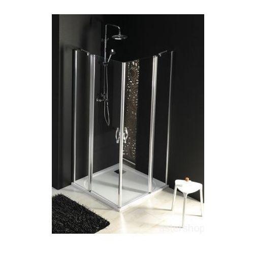 ONE drzwi prysznicowe do wnęki lewe/prawe 90cm GO4890 (drzwi prysznicowe)