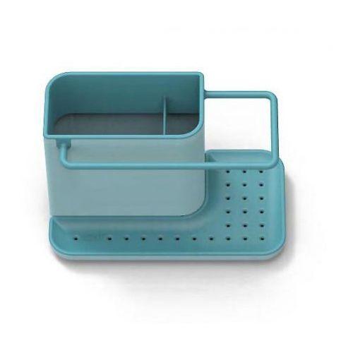 Pojemnik na akcesoria do zmywania plastikowy JOSEPH JOSEPH CADDY NIEBIESKI MAŁY - rabat 10 zł na pierwsze zakupy! - produkt z kategorii- suszarki do naczyń